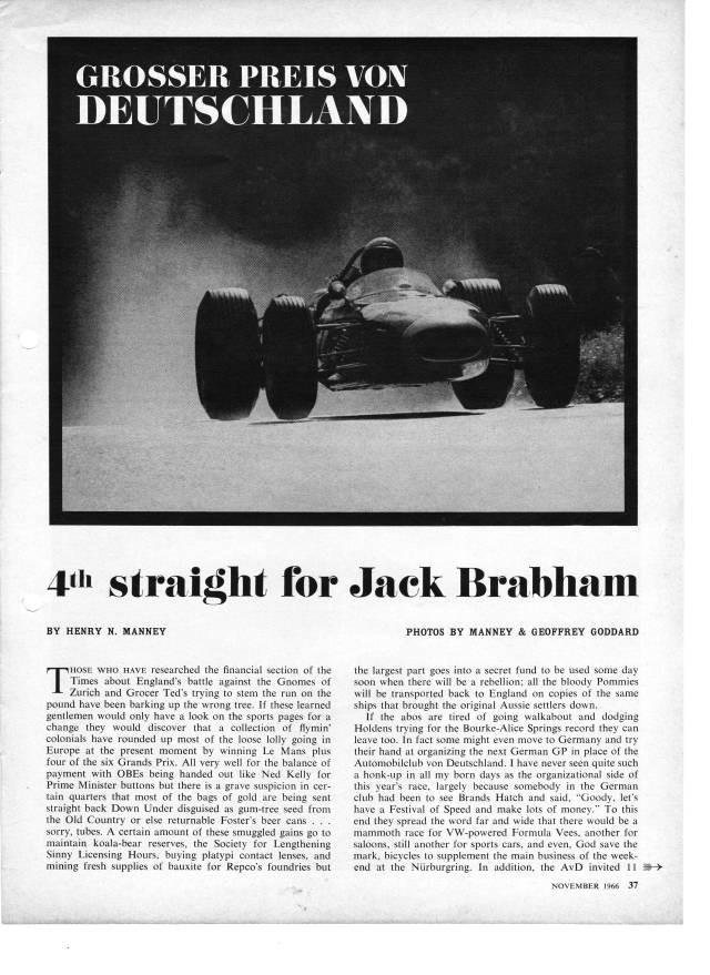 Nürburgring 1961 1